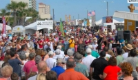 Big Success expected again for the 45th Annual National Shrimp Festival (October 13th – 16th)