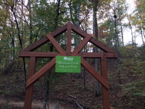 Happy Trailblazing: Hurricane Creek Park in Tuscaloosa County