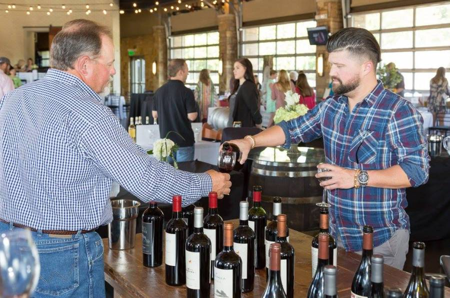 The annual West Alabama Food and Wine Festival draws foodie crowds galore. This year's event will be held on April 12.