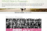 6th Annual Ride to Rosemary Set to Depart October 1st
